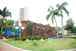 Gruta da Paz, Praça Toledo Barros, Limeira