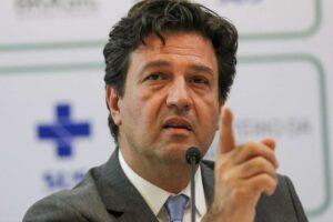 Luiz Henrique Mandetta (Foto: Ministério da Saúde)