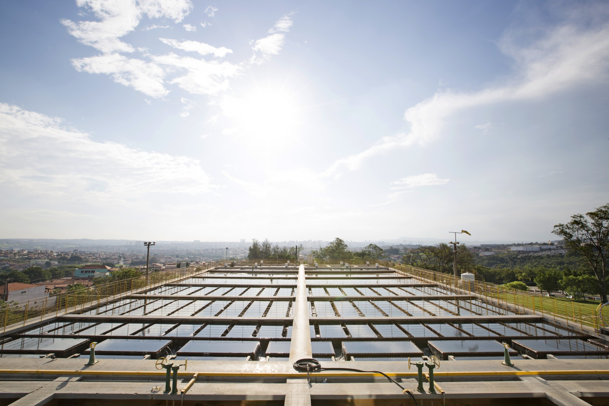 BRK Ambiental mantém trabalhos para garantir abastecimento de água e serviços de esgoto em Limeira