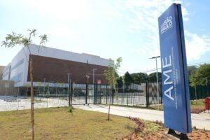 Campinas: Governo de SP abre AME com foco no atendimento a casos de coronavírus