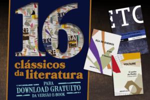 Grandes nomes da literatura de graça para você celebrar o Dia Mundial do Livro