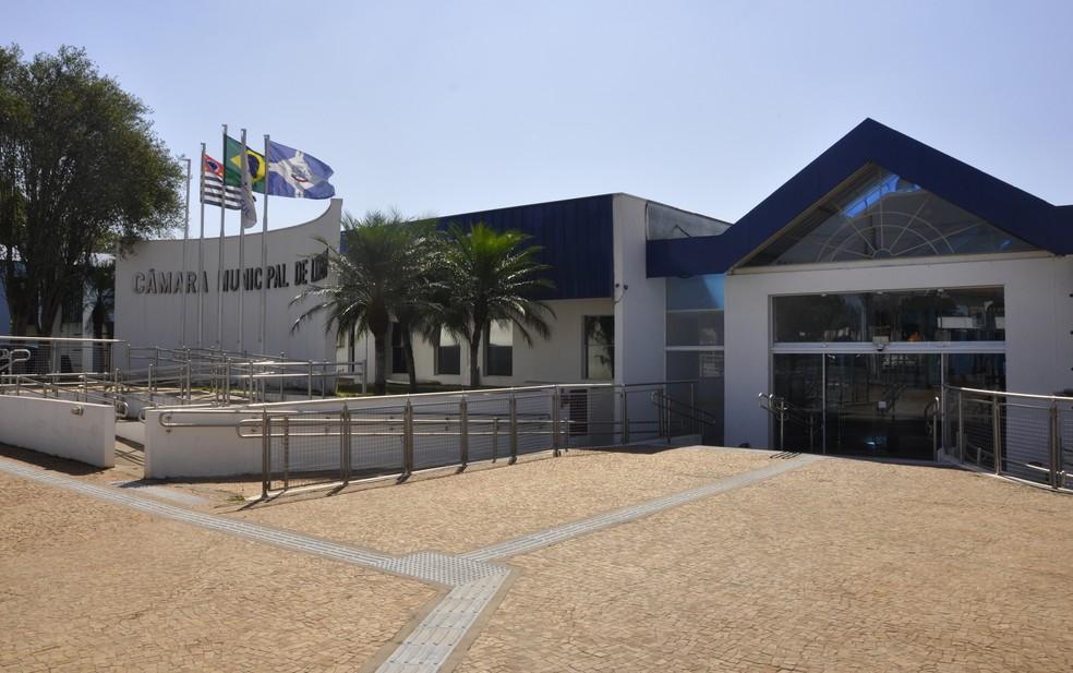 Câmara Municipal de Limeira — Foto: Assessoria de Imprensa/Divulgação