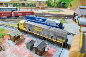 Frateschi Trens Elétricos