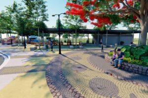 Praça de Eventos no Horto Florestal de Limeira são iniciadas