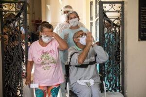 Vera Cruz Casa de Saúde de Campinas celebra 200ª alta de paciente curado de Covid-19
