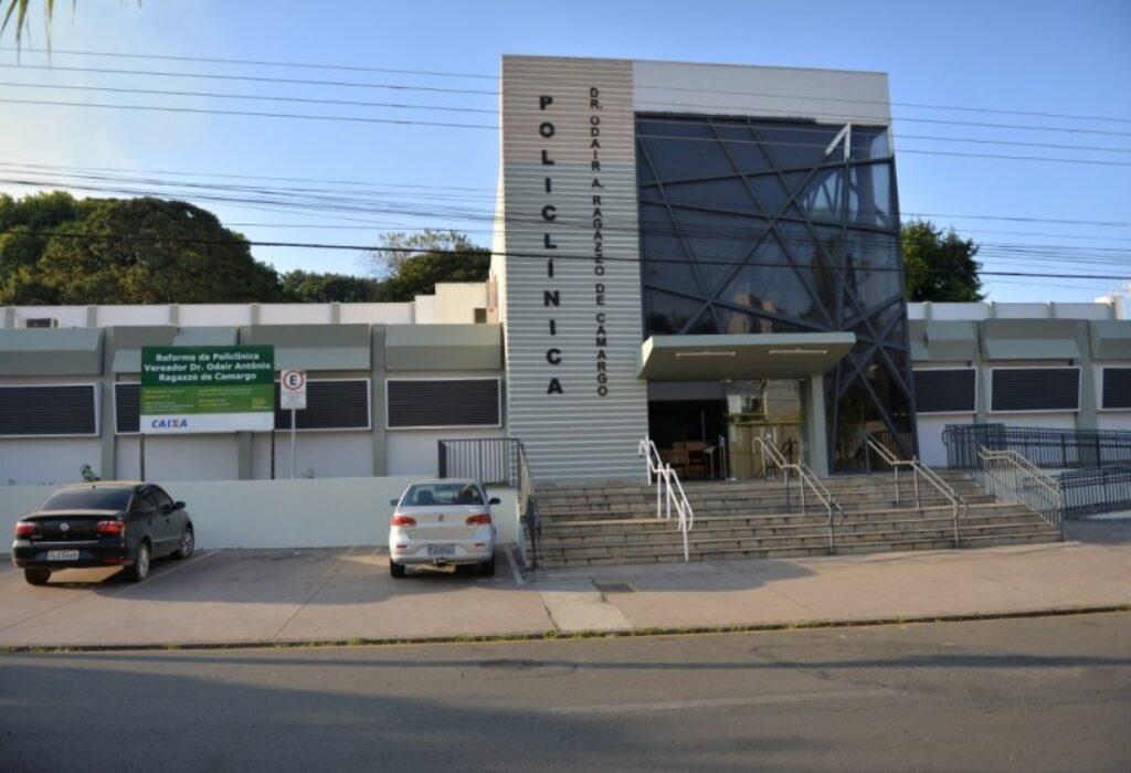 Limeira: Policlínica Dr. Odair Ragazzo de Camargo passa por reformas