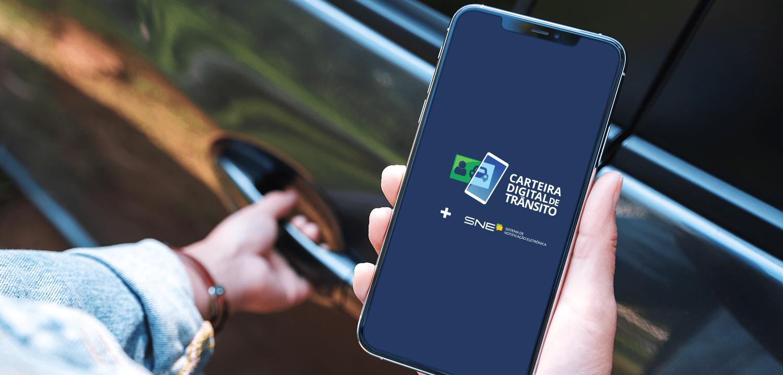Carteira Digital de Trânsito permite pagamento de multas com até 40% de desconto