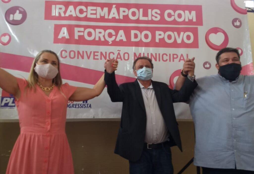 PL lança Nelita Michel como candidata à Prefeitura de Iracemápolis