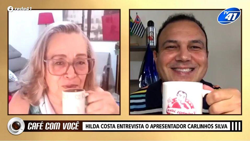 Hilda Costa e Carlinhos Silva falam sobre novidades na Rede 41 e na Educadora