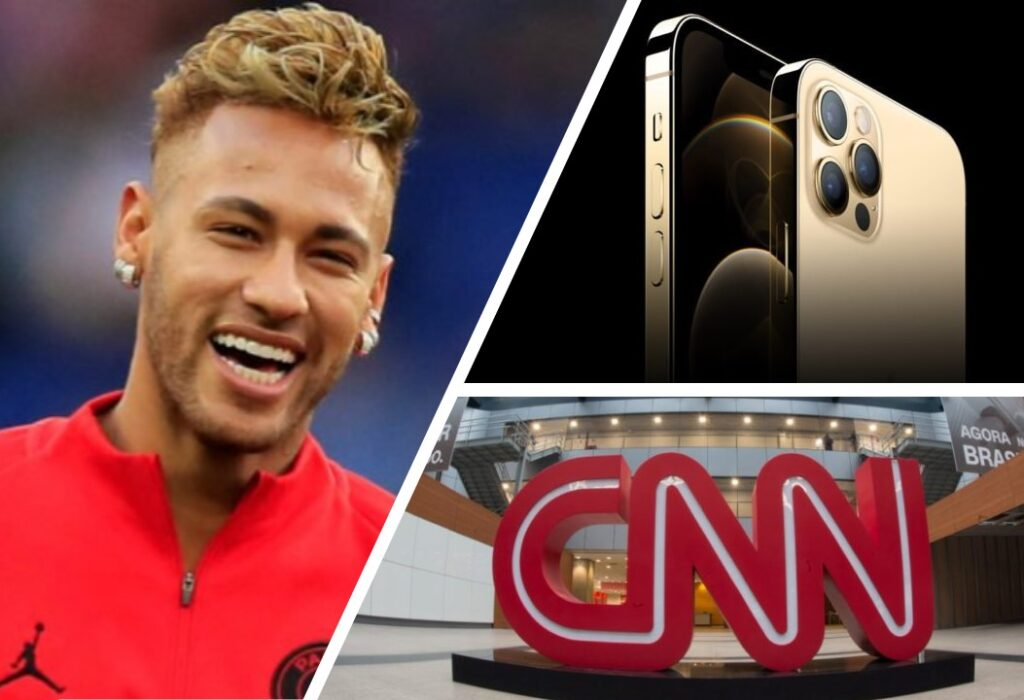 Agência do Neymar, Iphone 12, CNN Eventos e mais no Up2Date