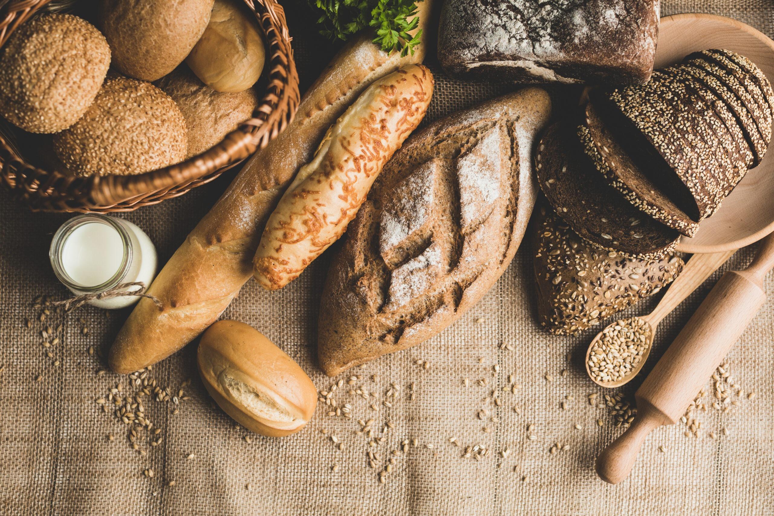 como fazer pão caseiro de fermentação natural