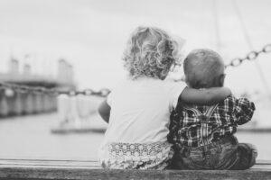 Como lidar com a briga entre irmãos?