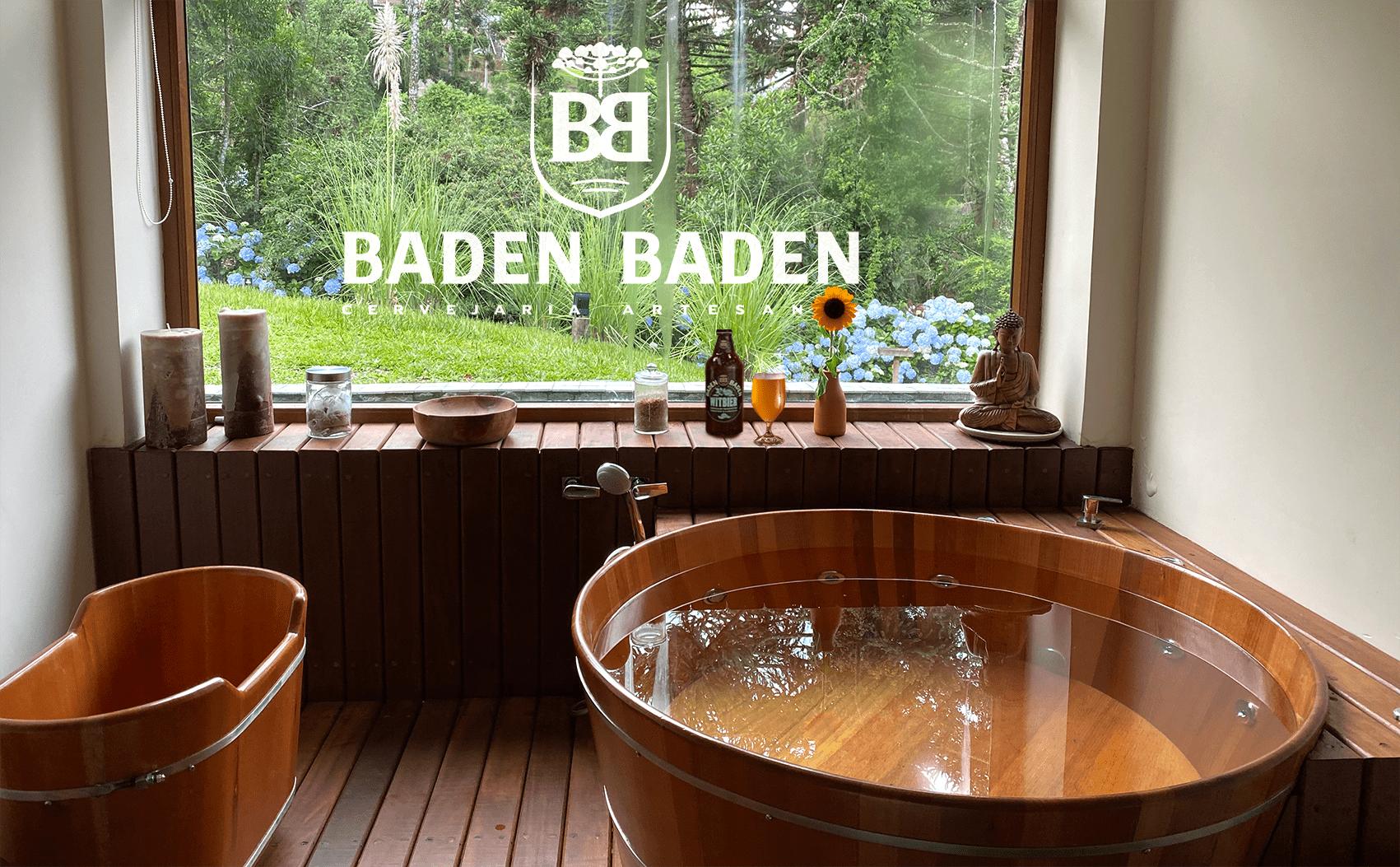 Baden Baden promove banho cervejeiro inédito em Campos do Jordão